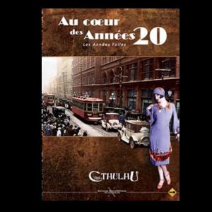 L'Appel de Cthulhu V6 - Au Cœur Des Années 20