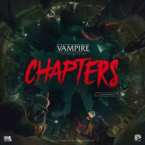 Vampire : The Masquerade - Chapters