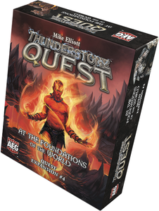 Thunderstone Quest: At the Foundations of the World