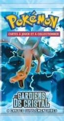 Pokemon JCC : EX Gardiens de Cristal