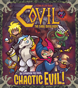 Covil The Dark Overlords : Chaotic Evil!