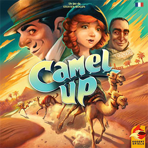 Camel Up Version Française