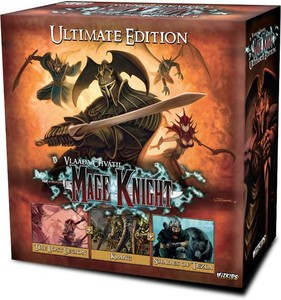 Mage Knight : Ultimate Edition