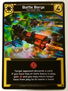 Star Realms : Goodie Bombardier