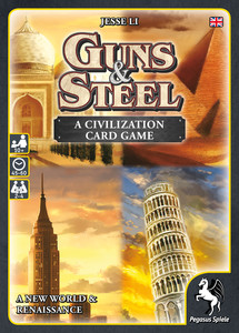Guns & Steel : A Civilization card game