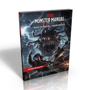 DUNGEONS & DRAGONS ® Monster Manual