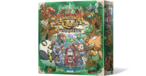 Arcadia Quest: Familliers