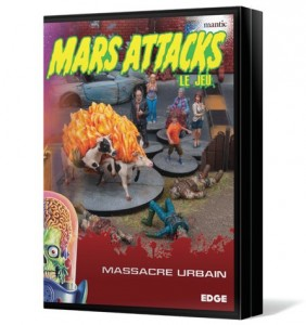 Mars Attacks - Massacre Urbain