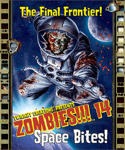 Zombies!!! 14: Space Bites!