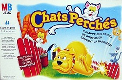 Chats Perchés