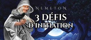 Nemeton : Avez vous l'étoffe d'un druide ?