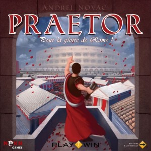 Praetor - Pour la gloire de Rome