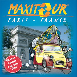 Maxitour Paris - France