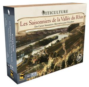 Viticulture - Les Saisonniers de la Vallée du Rhin