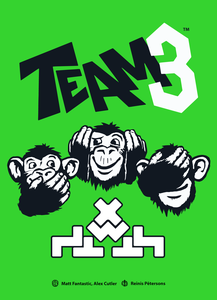 Team3 (green)