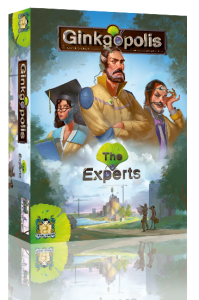 Ginkgopolis : Experts
