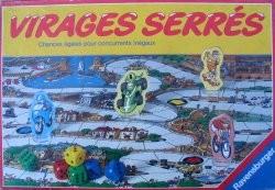 Virages serrés