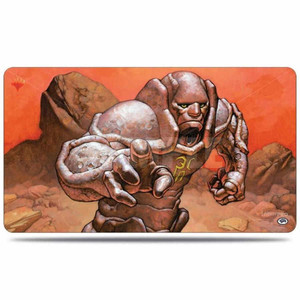 Playmat Magic The Gathering Legendary : Karn Silver Golem