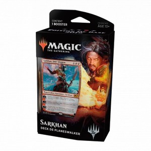 Magic the Gathering : Edition 2019 - Planeswalker Deck Sarkhan
