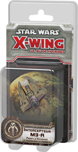 X-Wing : Jeu de Figurines - Intercepteur M3-A