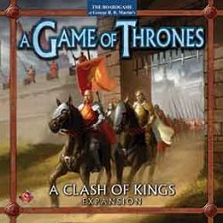 A Game of Thrones : A Clash of Kings