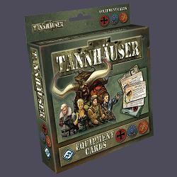 Tannhauser : equipement cards