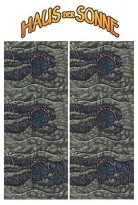 """Haleakala - Extension """"Tuiles Lave / Lava Tiles / Die Lava-Plättchen"""""""