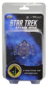 Star Trek : Attack Wing - Vague 1 - 5th Wing Patrol Ship