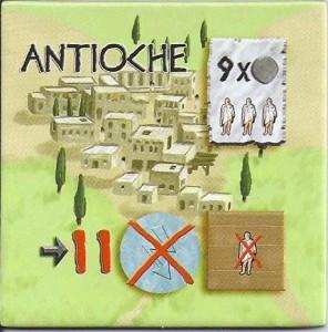 Peloponnes : Antioche (Plato magazine n°56)