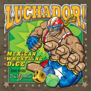 Luchador ! Mexican Wrestling Dice