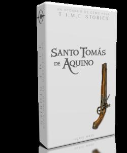 T.I.M.E Stories - Santo Tomás de Aquino