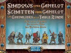 Les Chevaliers de la Table Ronde : Les Chevaliers Peints