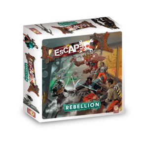 Escape - Rébellion