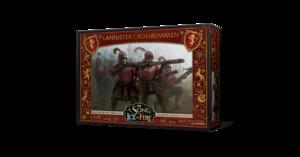 Le Trône de Fer : le Jeu de Figurines - Arbalétriers Lannister