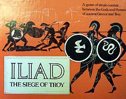 Iliad The Siege of troy