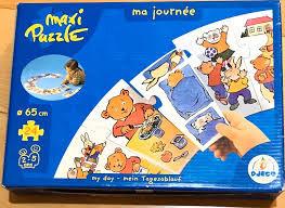 Maxi Puzzle - Ma Journée