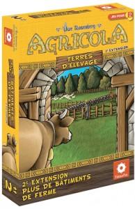 Agricola Terres d'élevage : 2e Extension plus de Bâtiments de ferme
