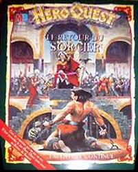 Heroquest : Le Retour du Sorcier