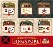 Singapore -Tuiles bonus
