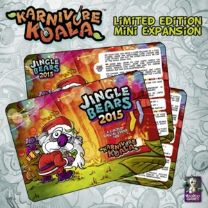 Jingle Bears 2015 pour Karnivore Koala