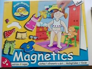 Magnetics - Vêtements