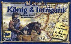 El Grande : König & Intrigant
