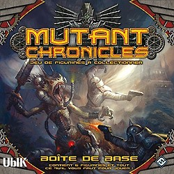 Mutant Chronicles : le Jeu de Figurines à Collectionner
