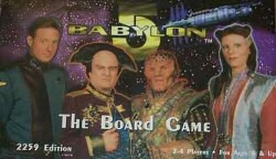 Babylon 5 Component Game System : Core Sets