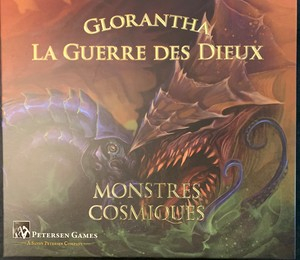 Glorantha: La Guerre des Dieux - MONSTRES COSMIQUES