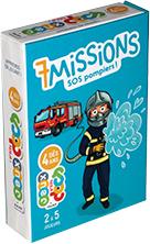 7 Missions – SOS Pompiers !