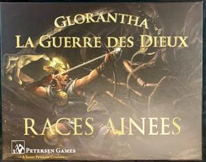 Glorantha: La Guerre des Dieux - RACES AINEES
