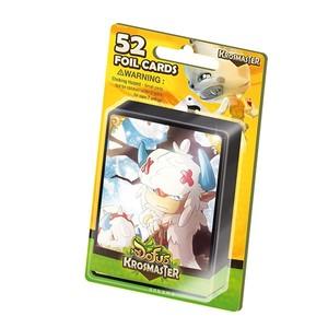 Krosmaster Arena - Pack 52 cartes Foils