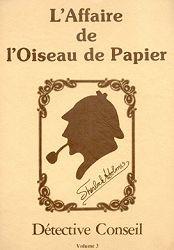 Détective Conseil: L'Affaire de l'Oiseau de Papier