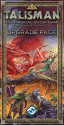 Talisman - 4th Edition : Upgrade Pack